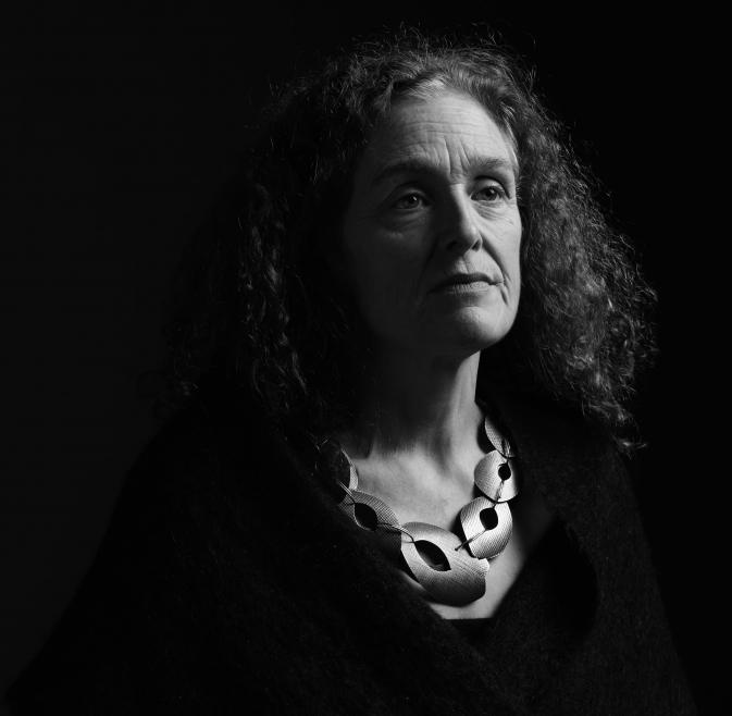 Black & White Portrait photograph